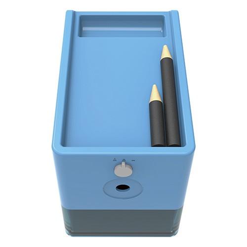 ナカバヤシ 4902205583943 電動鉛筆削り スリムト...