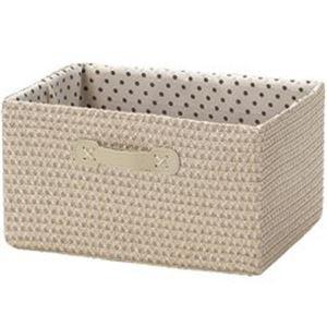 ds-2336329 収納ボックスカラーボックス用水玉柄...