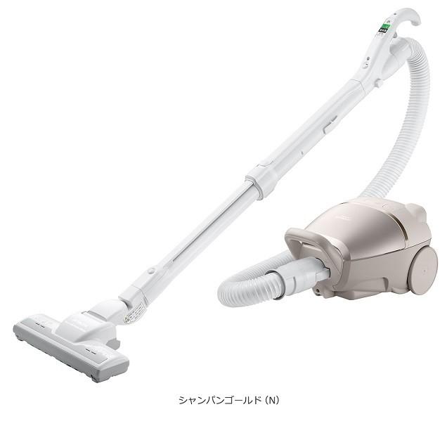 日立 【送料無料】CV-PF90-N 620W 小型&軽量紙パ...
