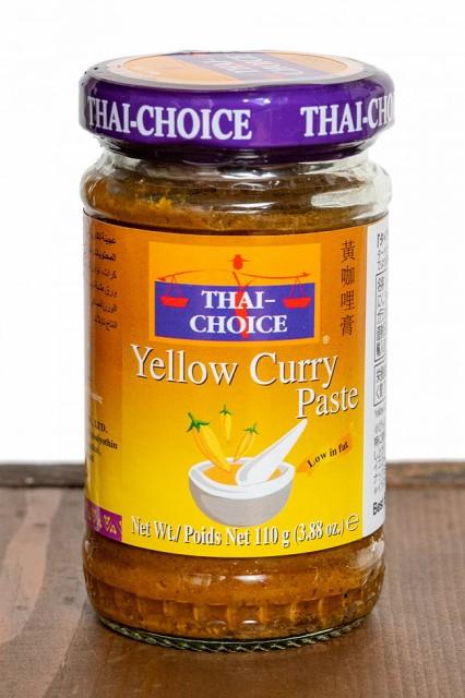 イエローカレーペースト 110g 【Thai Choice】 / ...