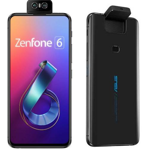 ASUS ZenFone 6(ミッドナイトブラック) 6GB/128GB...