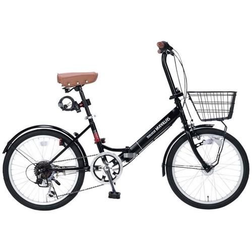 マイパラス 20インチ 折畳自転車20・6SP・オート...
