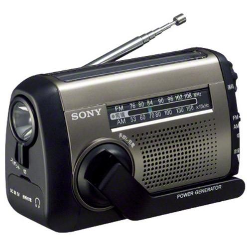 ソニー ICF-B99 FM/ワイドFM/AMポータブルラジオ ...