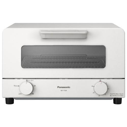 パナソニック NT-T501-W(ホワイト) オーブントー...