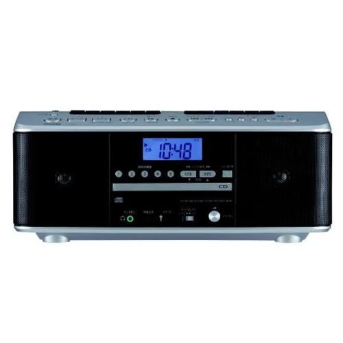 東芝 TY-CDW990-S CDラジオカセットレコーダー