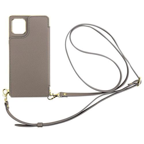 CCCフロンティア ML-CSIP19M-2CBGR(グレー) iPhon...