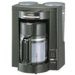 東芝 HCD-L50M-K(ブラック) コーヒーメーカー 約5...