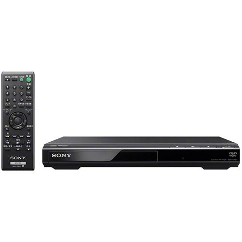 ソニー DVP-SR20 DVDプレーヤー