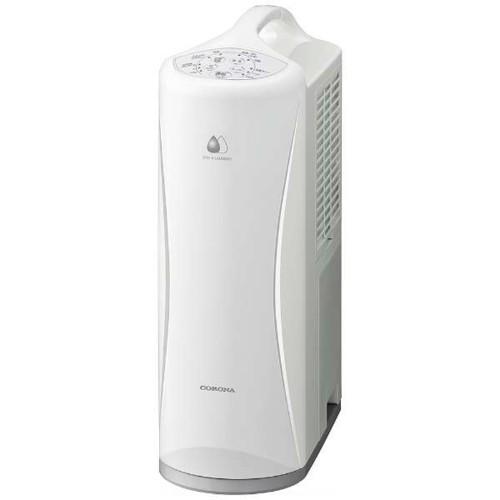 コロナ CD-S6321-W(ホワイト) コンプレッサー式衣...