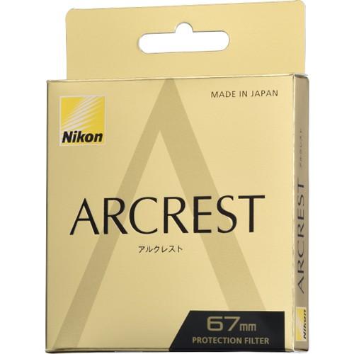 ニコン ARCREST PROTECTION FILTER 67mm