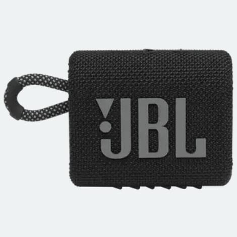 JBL JBL GO3 BLK(ブラック) Bluetooth対応 ポータ...