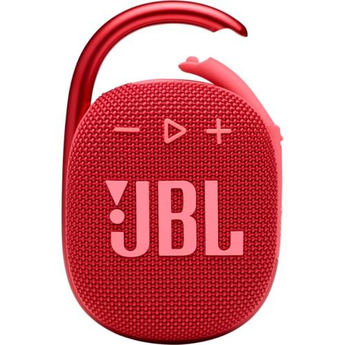 JBL JBL CLIP 4(レッド) 防水ポータブルBluetooth...