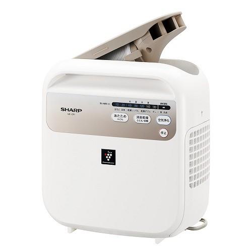 シャープ UD-CF1-W(ホワイト系) ふとん乾燥機 プ...