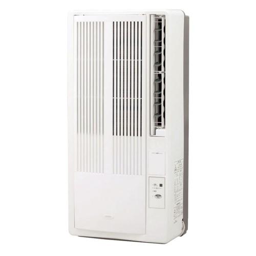 コイズミ KAW-1612/W ウインドウエアコン 窓用 冷...