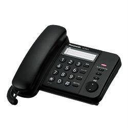 パナソニック VE-F04-K(ブラック) 電話機 子機な...