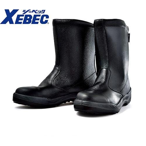 安全靴 ブーツ ジーベック XEBEC 安全半長靴 8502...
