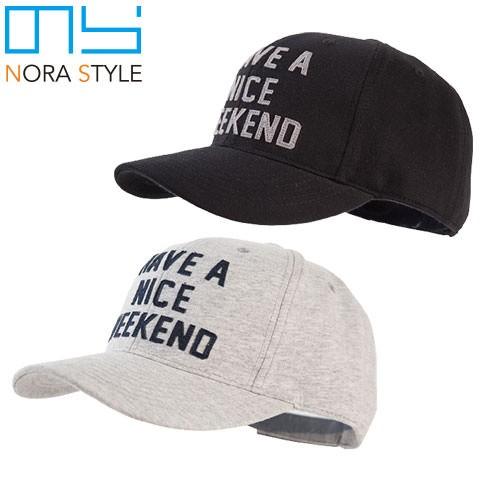 帽子 キャップ のらスタイル 日よけデザインキャ...