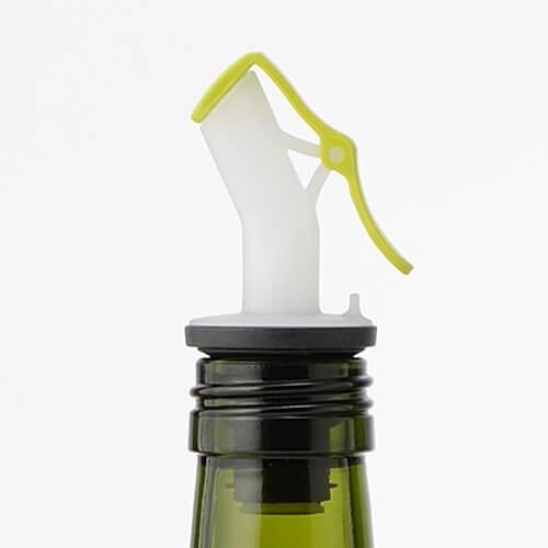 ボトルポアラー スイッチキャップ グリーン BJ700...