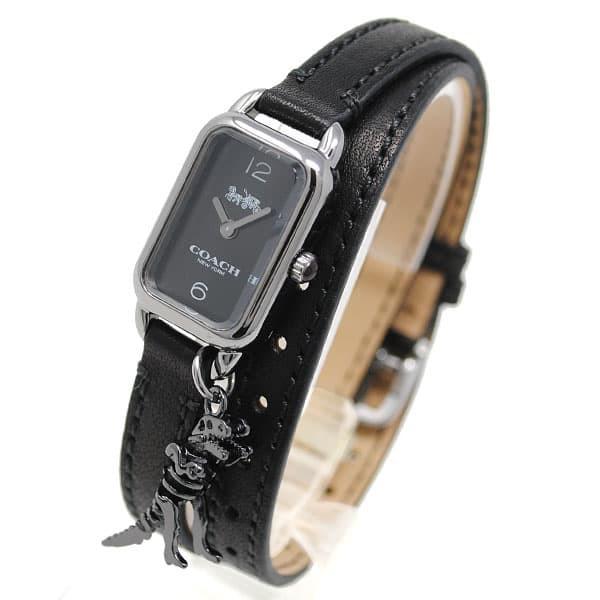コーチ レディース 腕時計/COACH レザー 腕時計  ...