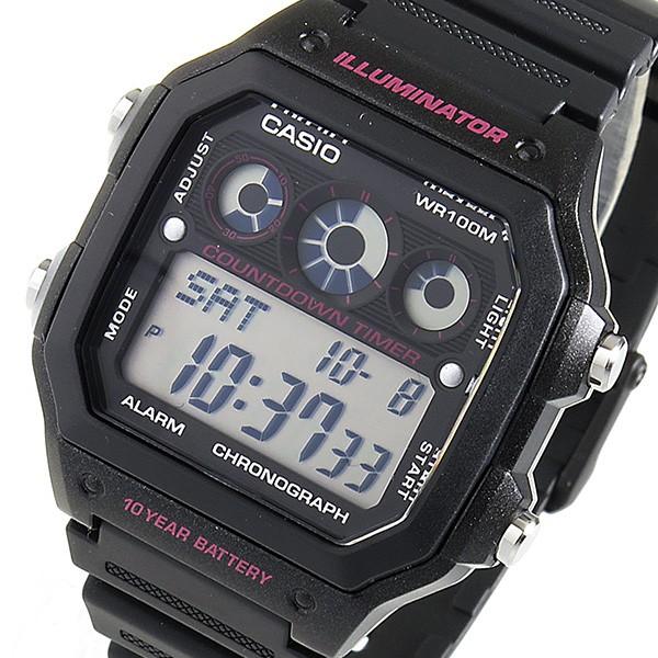 カシオ メンズ 腕時計/CASIO 海外モデル 腕時計 ...
