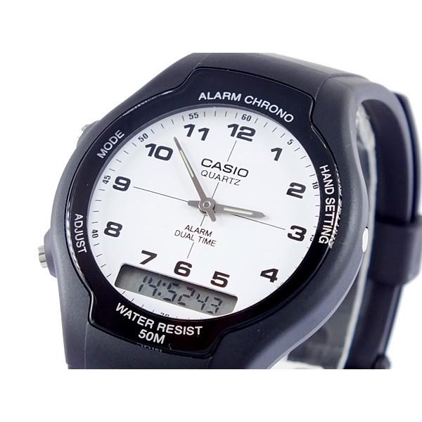 カシオ メンズ 腕時計/CASIO スタンダード 腕時計...