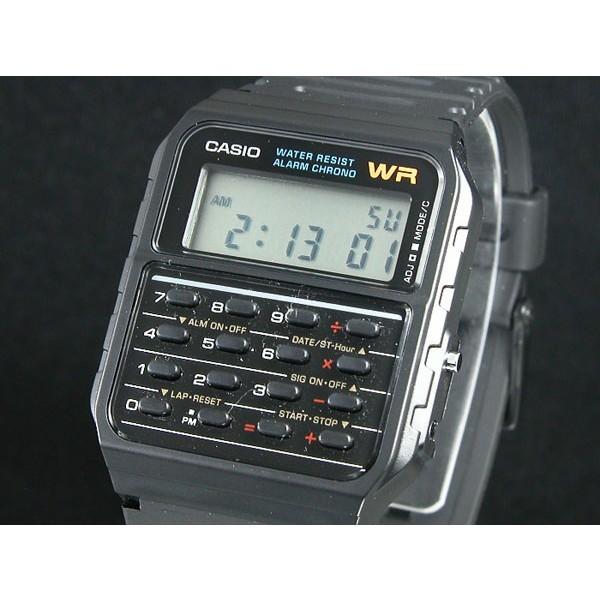 カシオ メンズ 腕時計/CASIO データバンク カリキ...