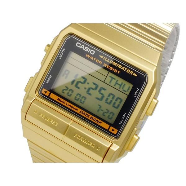 カシオ メンズ 腕時計/CASIO データバンク DATA B...