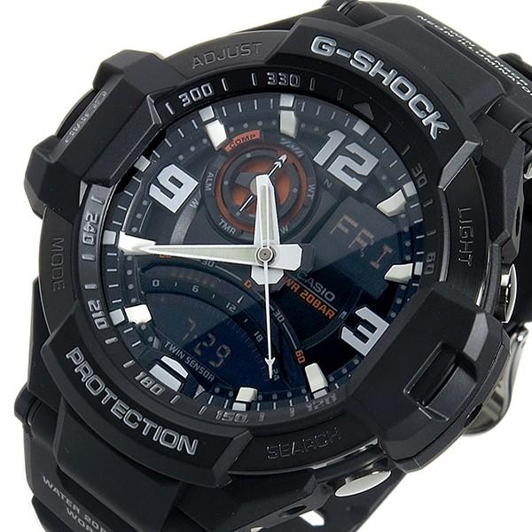 カシオ メンズ 腕時計/CASIO G-SHOCK スカイコッ...