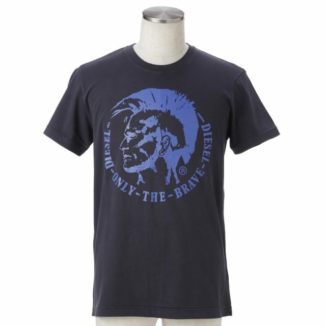 ディーゼル メンズ TシャツLサイズ/DIESEL 半袖 T...