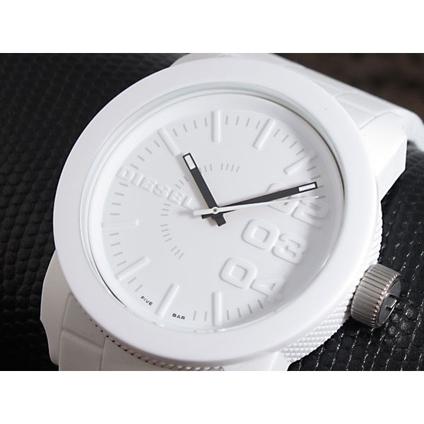 ディーゼル メンズ 腕時計/DIESEL 腕時計 ホワイ...