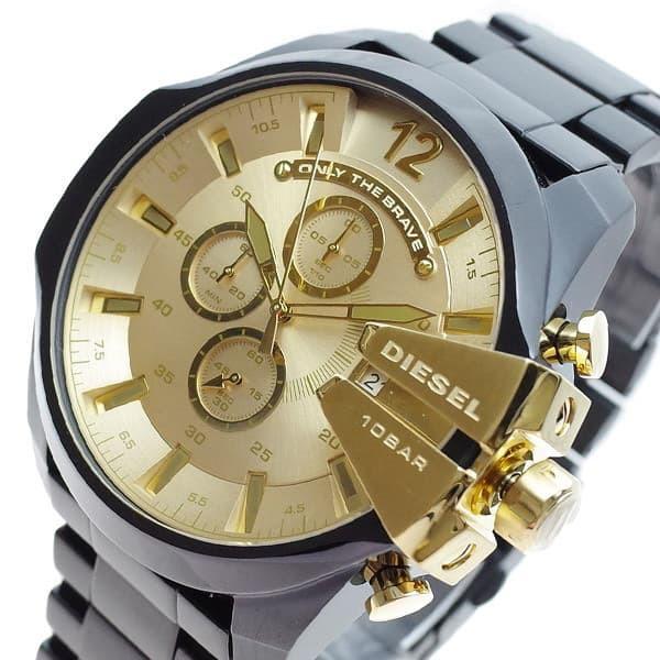 ディーゼル メンズ 腕時計/DIESEL 腕時計 ゴール...