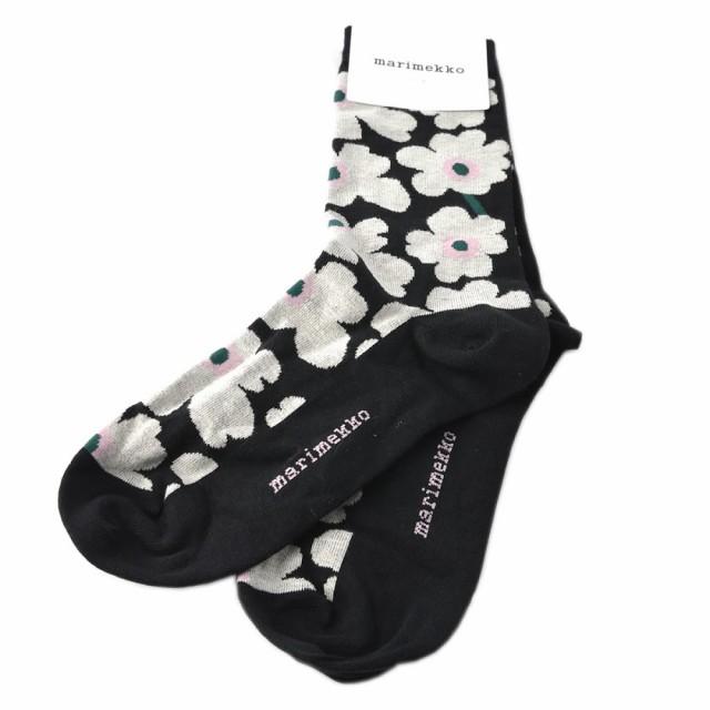 [即日発送]マリメッコ レディース ソックス 靴下2...