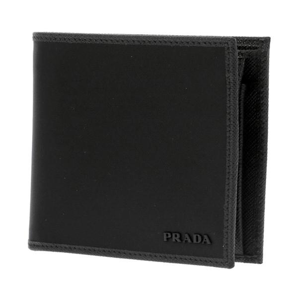 プラダ メンズ 二つ折り財布/PRADA 二つ折り財布