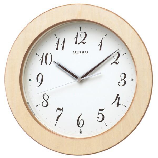 セイコー 掛け時計 かけ時計/SEIKO 夜でも見える ...
