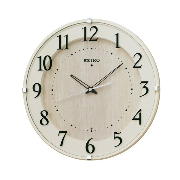 セイコー 掛け時計 かけ時計/SEIKO 電波 電波 掛...