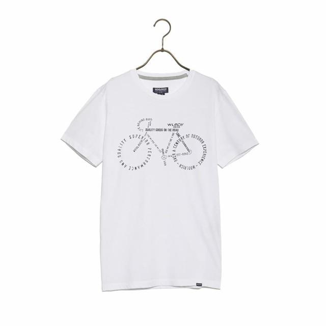 ウールリッチ メンズ Tシャツ カットソーMサイズ/...