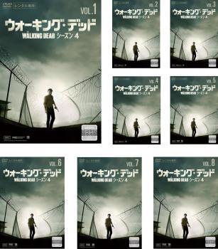 ウォーキング・デッド シーズン4 全8枚 第1話〜第...