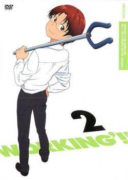 WORKING'!! ワーキング 2(第2話、第3話) 中古DVD...