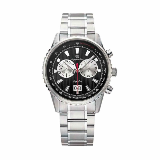 【楽ギフ_のし宛書】 OLYMPIA メンズ STAR(オリンピア スター) メンズ 腕時計 OLYMPIA スター) OP-589-01MS-1, 最強の全巻ショップ:44d1ba68 --- schongauer-volksfest.de