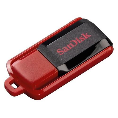 SanDisk USB2.0フラッシュメモリ 16GB クルーザースイッチ USBメモリ SDCZ52-016G-B35