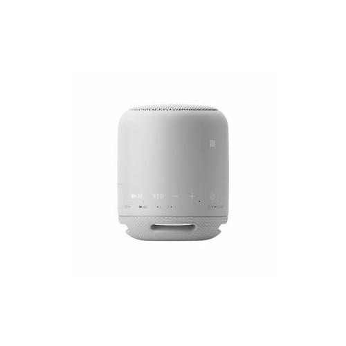 ソニー SRS-XB10-W Bluetooth対応 ワイヤレスポータブルスピーカー グレイッシュホワイト