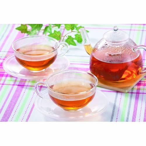 麻布紅茶 有機栽培ハーブ使用 ブレンドハーブティー ヘルシーブレンド6個セット AZB0919X6