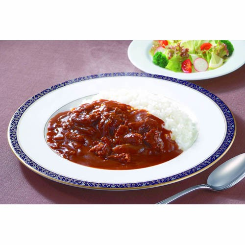 新宿中村屋 国産牛肉のビーフハヤシ20個セット AZB5581X20
