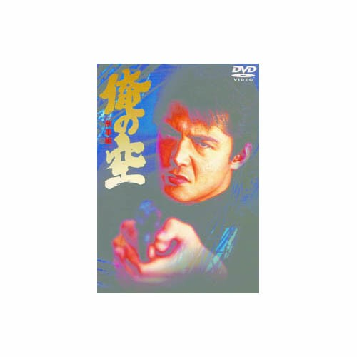 竹内力 俺の空-刑事編- DVD