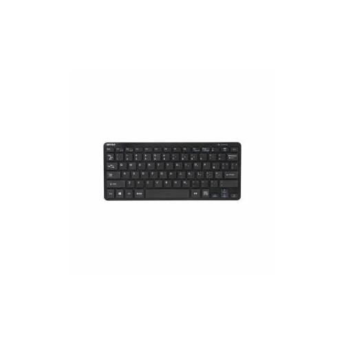BUFFALO バッファロー BSKBB300BK Bluetooth3.0対応 コンパクトキーボード ブラック