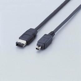 エレコム IEEE1394ケーブル IE-461BK
