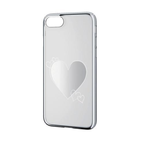 エレコム iPhone 7用シェルカバー/テクスチャー/ミラー PM-A16MPVATM05