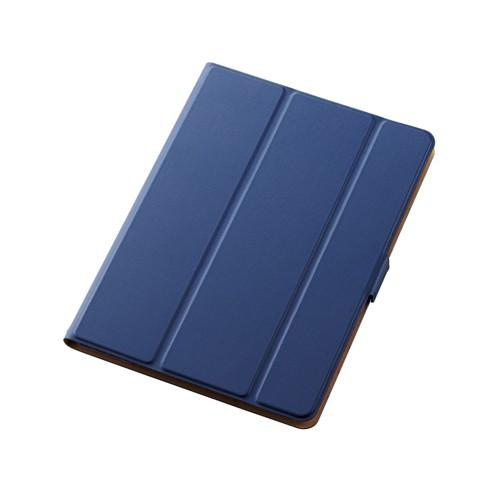 エレコム 9.7インチiPad(2017)用フラップカバー(360度) TB-A179WVSMBU