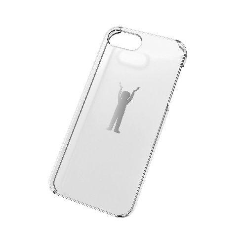 エレコム iPhone 5s/5用シェルカバー(アップルテクスチャ) PS-A12PVT04
