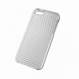 エレコム iPhone 2012用ソフトケース(ダイヤモンドカット) PS-A12UCJCR